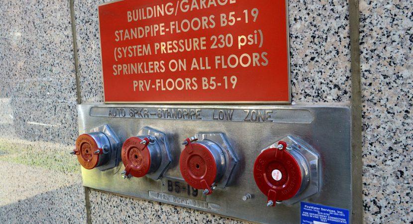 Zabezpieczenie przeciwpożarowe
