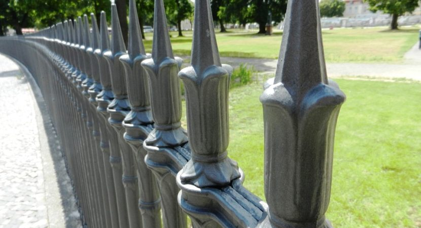 Jakie ogrodzenie metalowe