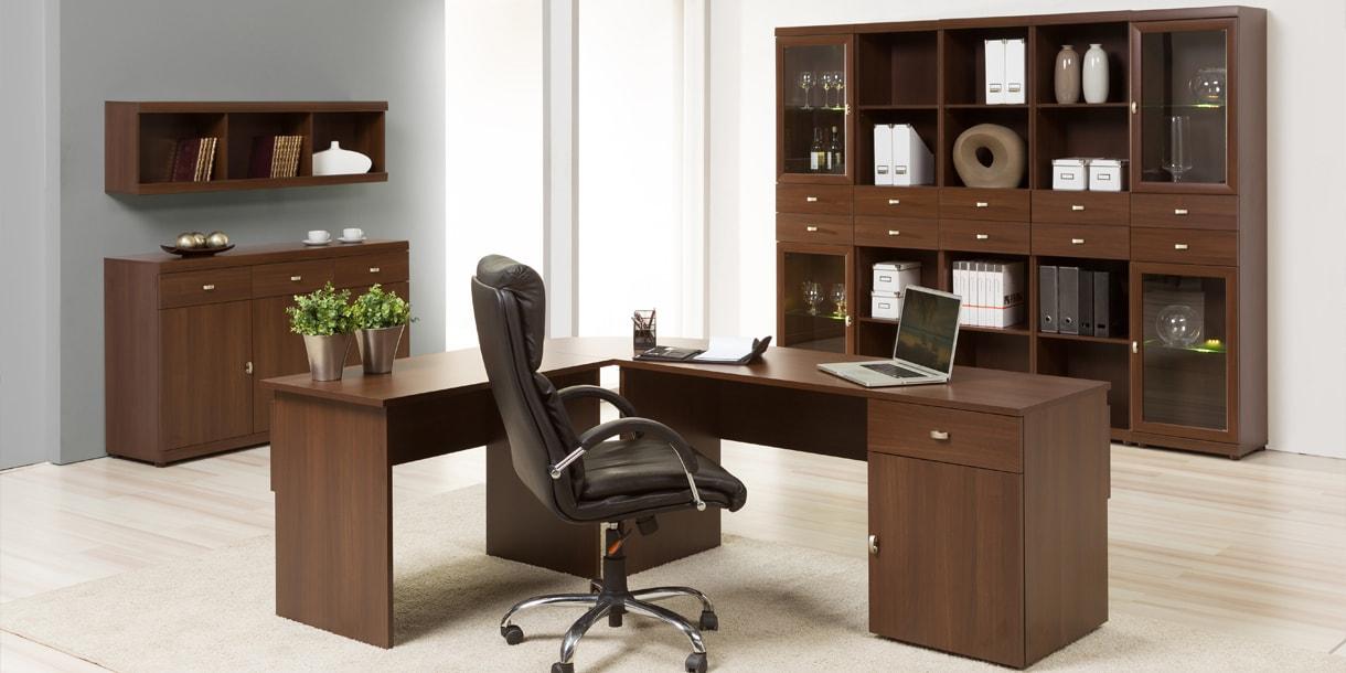 Meble gabinetowe – zadbaj o komfort swojej pracy